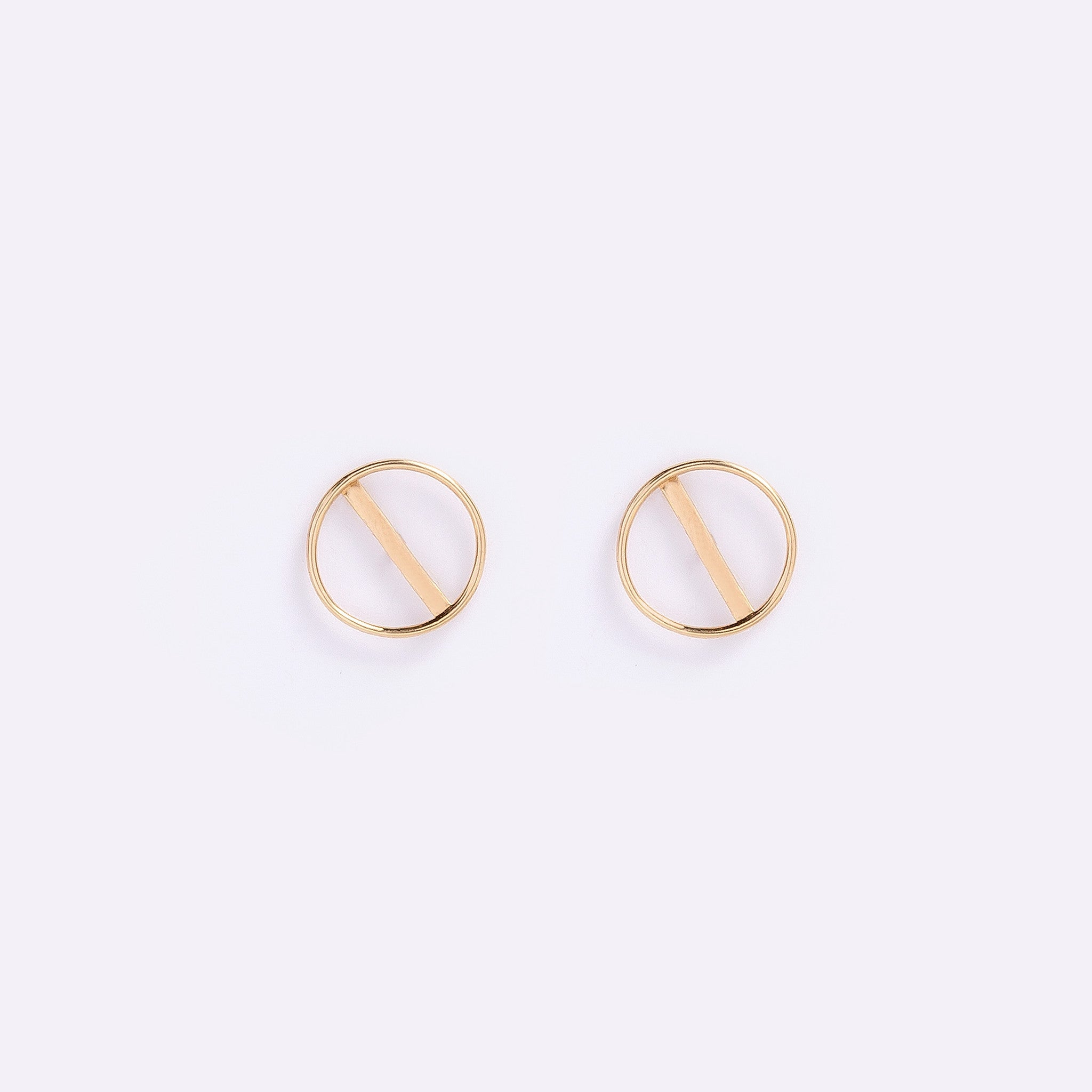 Metalepsis Projects Calder Stud Earring