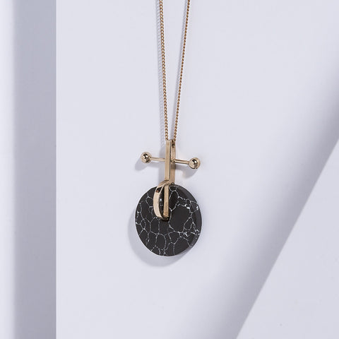 Metalepsis Interlock Necklace