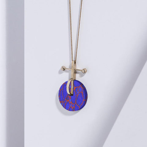 WEB EXCLUSIVE Interlock Necklace - Bauhaus