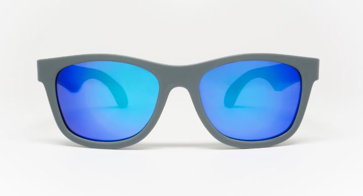 Aces Galactic Gray Blue Lenses (Ages 7-14)