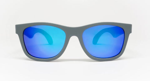 ACES NAVIGATOR Galactic Gray Blue Lenses (AGES 7-14)