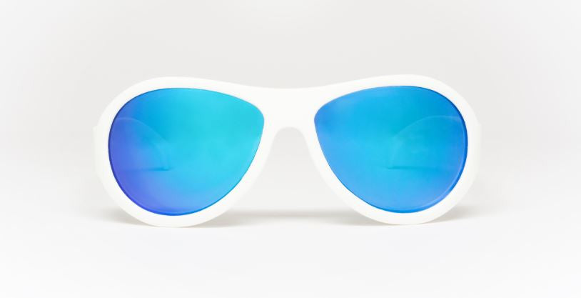 Aces Wicked White Blue Lenses  (Ages 7-14)