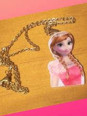 Princess Anna, Frozen Necklace