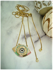 The Eyemazing Necklace