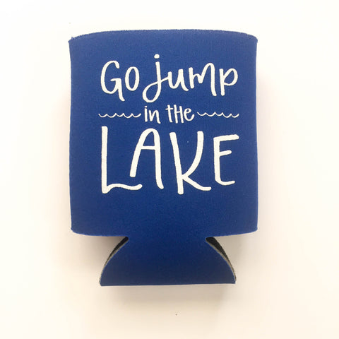 Go Jump in the Lake / Royal Blue