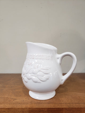 Eau De Source Ceramic Pitcher