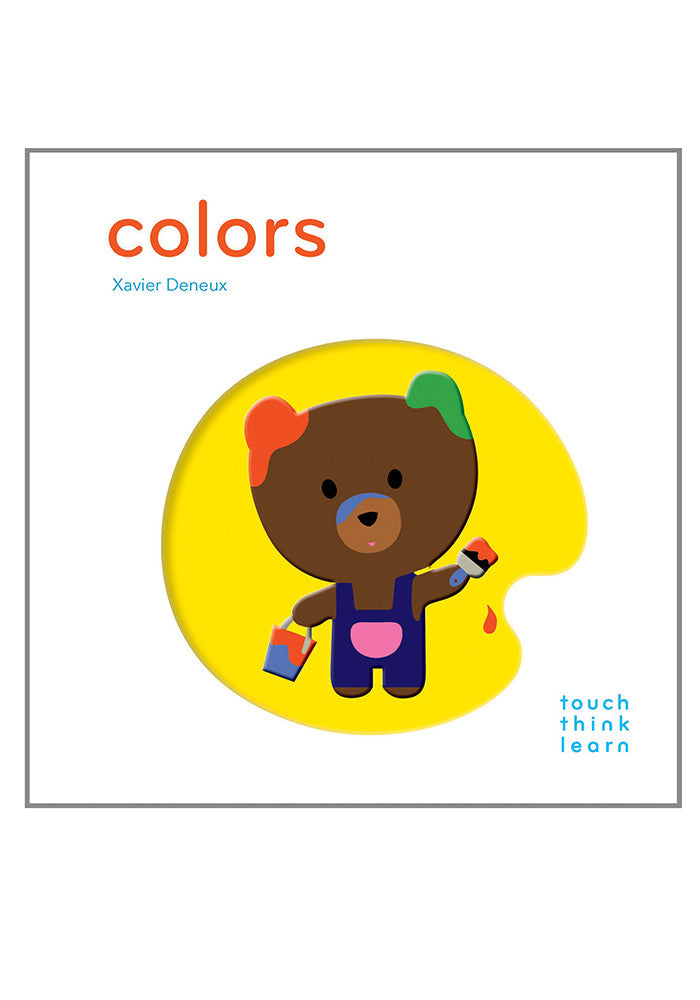 TouchThinkLearn Book - Colors