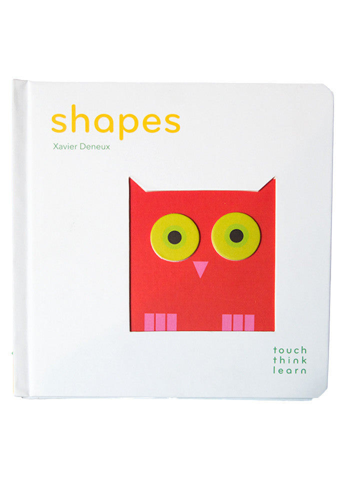 TouchThinkLearn Book - Shapes