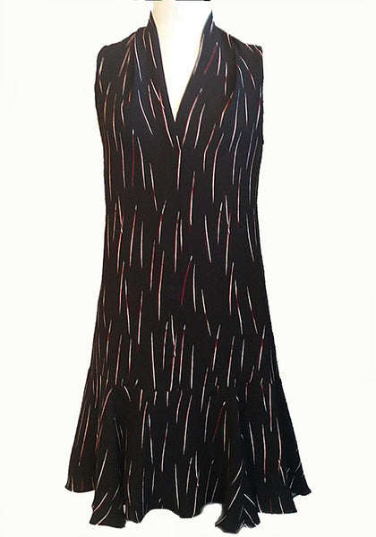 Flapper Dress-4ply Silk-Japanese curve