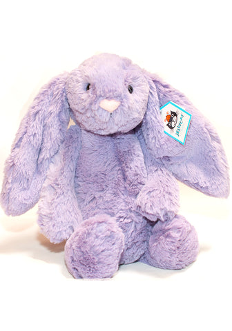 Jellycat - Bashful Plum Bunny - Medium