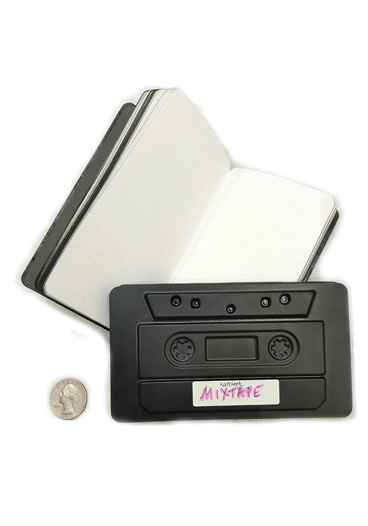 Mixtape notebook