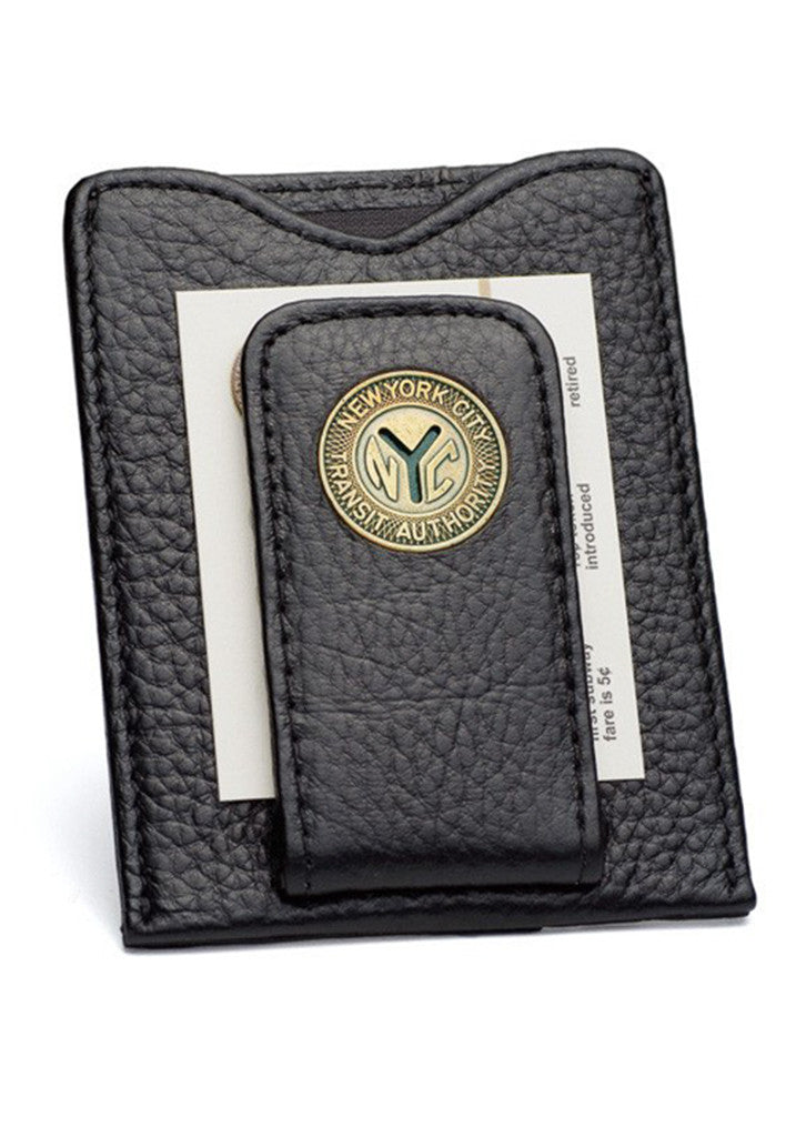 New York Transit Token Money Clip/Wallet