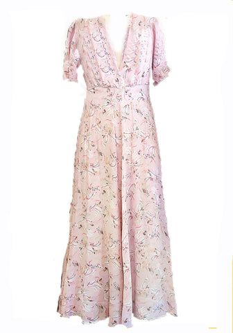Stanwyck dress-Petal Swirl