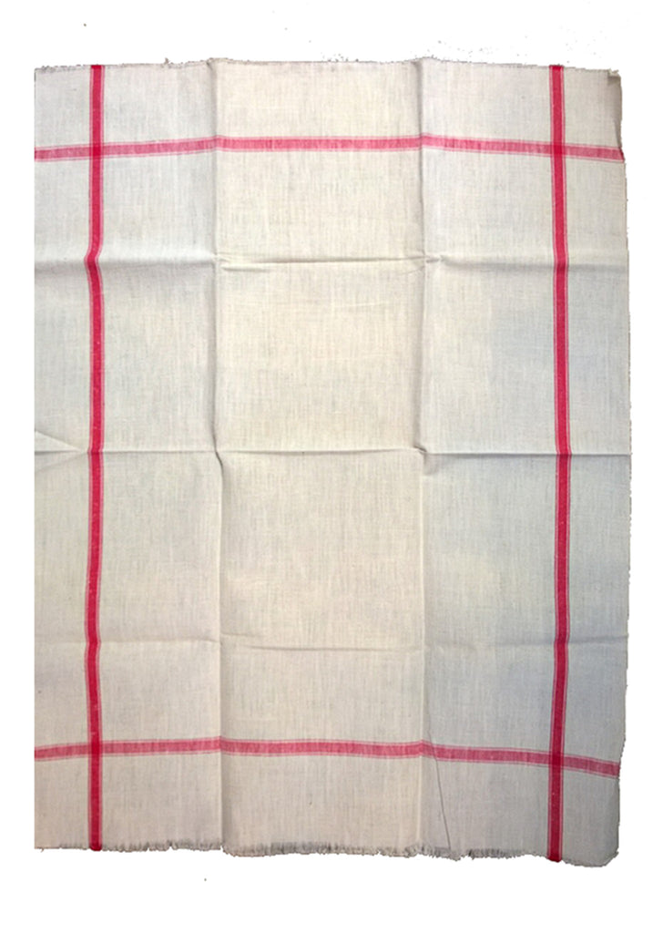 Vintage French Dishtowel