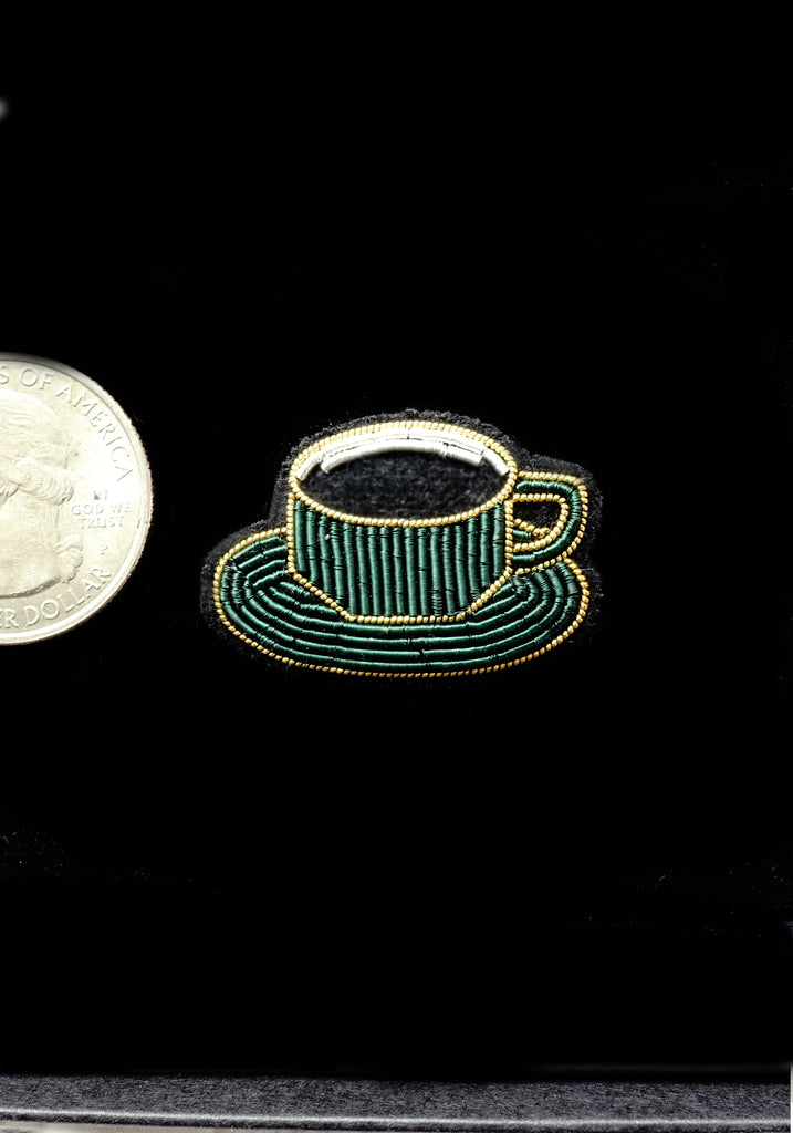 Lapel Pin-Coffee Cup