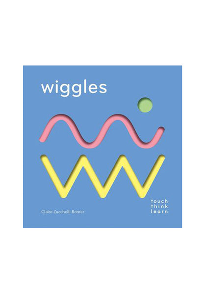 TouchThinkLearn Book - Wiggles