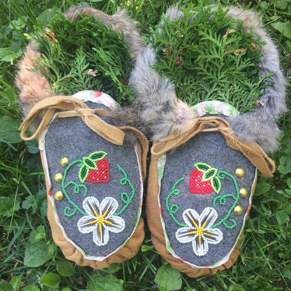 Moccasin Patterning Video Release!