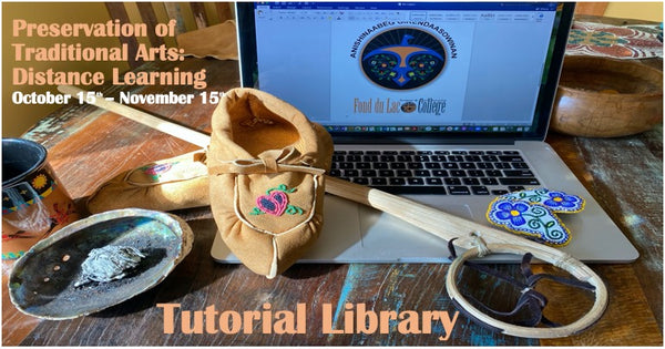 New Moccasin and cultural learning tutorials!