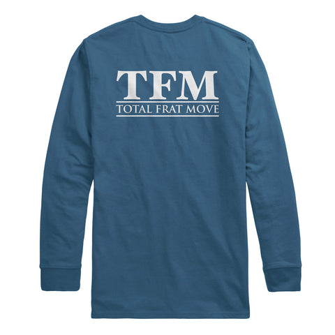Total Frat Move Long Sleeve Pocket Tee