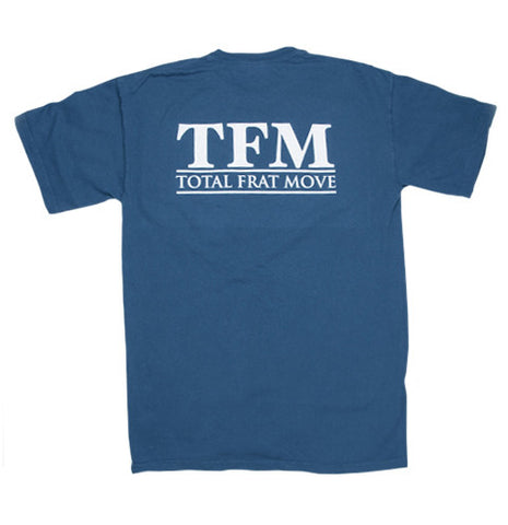 Total Frat Move Pocket Tee