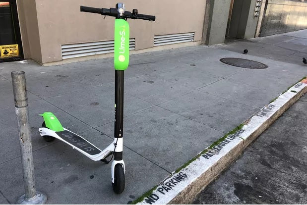 The Great electric-scooter takeover of San Francisco