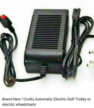 12 volts Sealed Lead Acid battery charger - Scootersg