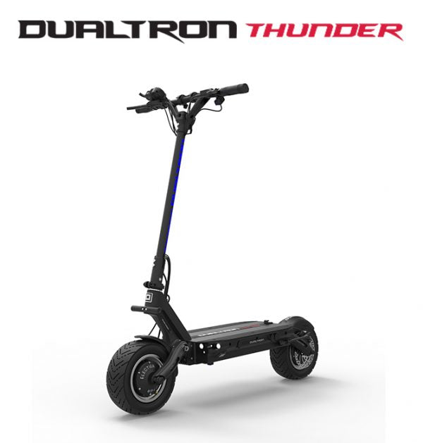 Dualtron Thunder in usa. its minimotors top end electric scooter. This is currently available in Europe, spain, france, germany, UK, Great Britain