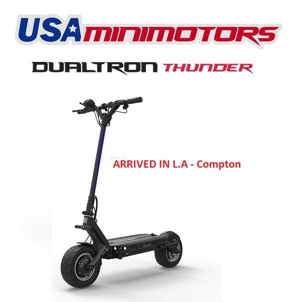 Dualtron THUNDER  - 2018 (For USA Market Only)