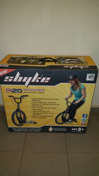 Sbyke® kick scooter - Scootersg
