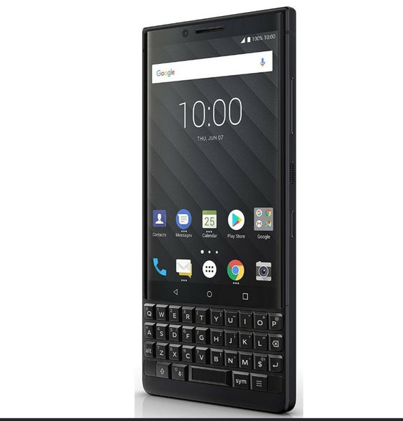 Blackberry Key 2 latest android smartphone