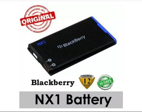 BlackBerry Q10 battery