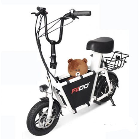 Latest Fiido Q1 Seated Electric Scooter UL2272 w latest LTA approved registration Order now for local delivery