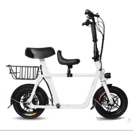 Fiido 3 Seaters Electric Scooter UL2272 ESCOOTER  - free local delivery.