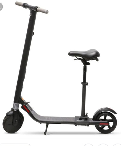 Segway Ninebot ES2 UL 2272 bundled w seat - free local delivery
