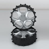 Stewart Golf Hedgehog Wheels - Scootersg