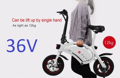 DYU Seated Electric Scooter (Designed by ex-Huawei engineer) - Scootersg