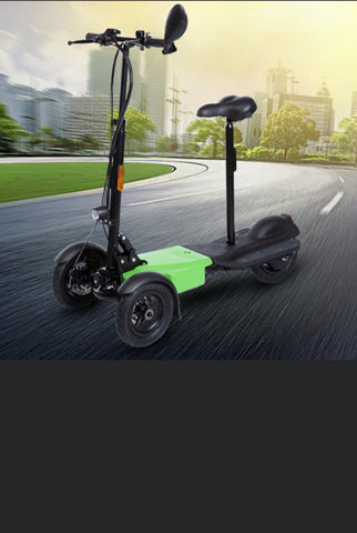 German designed 3 Wheelers tricycle - International