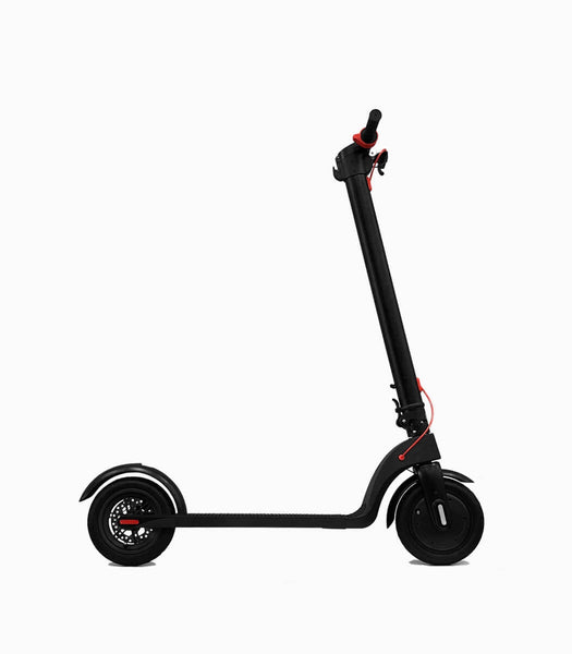 VERTO X7 UL2272 Certified Electric Scooter for food deliveries