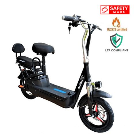 MaximalSG PMD-F-07 UL2272 Certified Electric Scooter