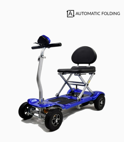 Flexi Auto 4 Wheel Mobility Scooter