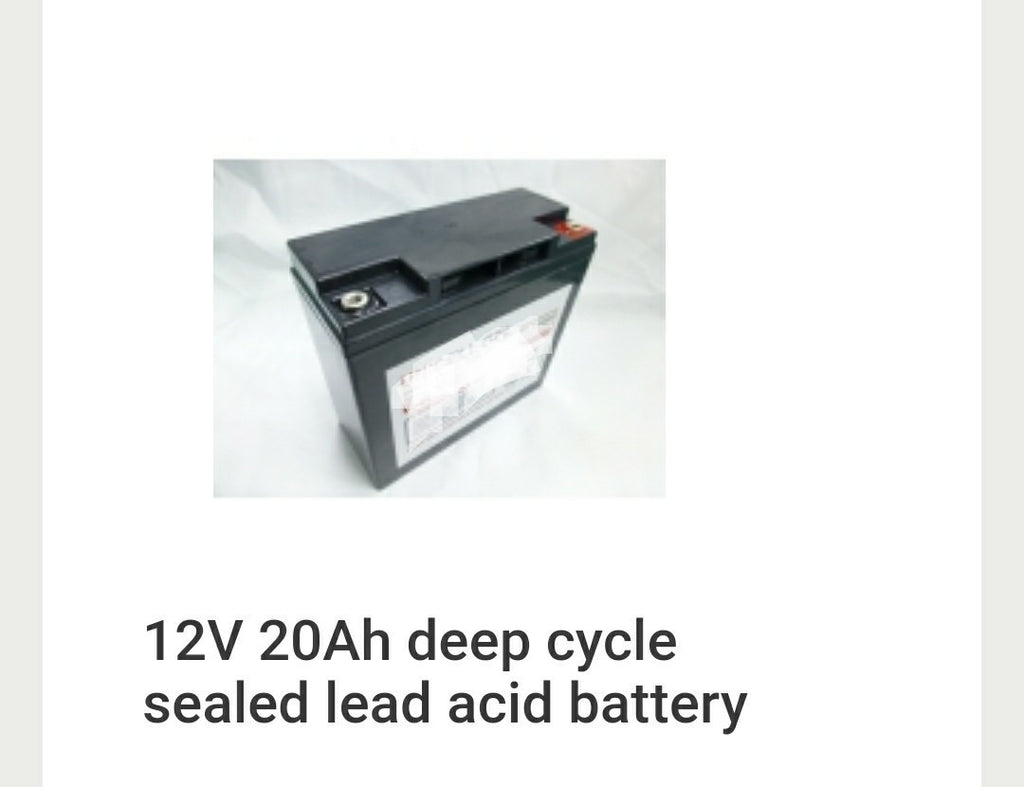 Sealed Lead Acid Battery for golf trolley - Scootersg