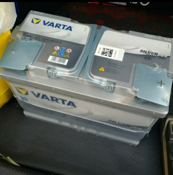 VARTA AGM Car battery - Scootersg