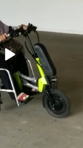 LEO Wheelchair puller e-scooter attachment - Scootersg