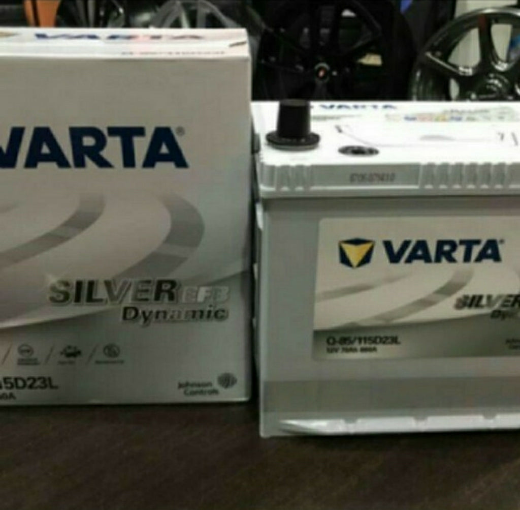 VARTA Q85 EFB Car battery