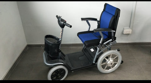 4 large wheels Mobility Scooter