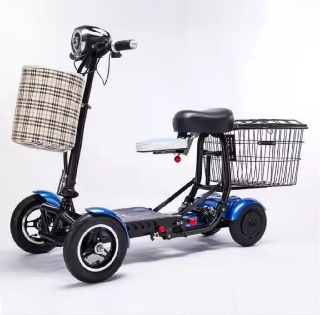 Flexi 4 wheels stable Mobility Scooter