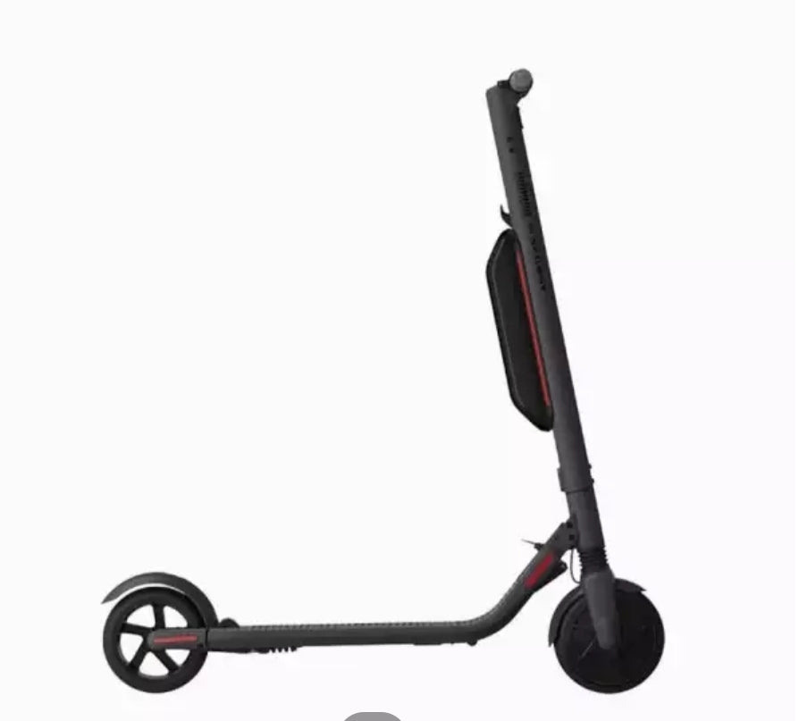Segway Ninebot ES2 UL 2272 bundled w external battery - free local delivery