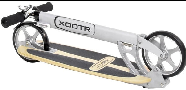 Xootr kick scooters - 4th generation latest kick scooters in Singapore