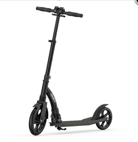 Glideco GrandTourer Kick Scooter with 230mm Wheel and Front suspension