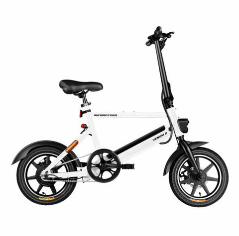 Minimotors VENOM 2 ebikes PAB with LTA orange seal. Mrt friendly